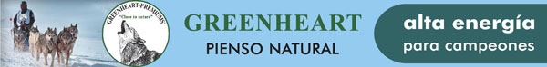 Pienso natural Greenheart