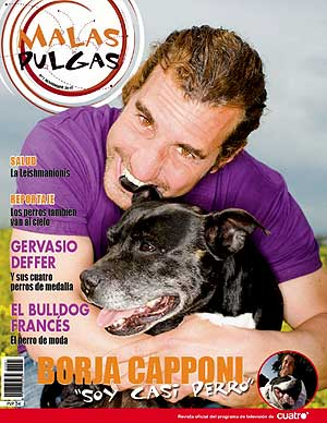 Revista &quot;Malas Pulgas&quot;, con Borja Capponi.