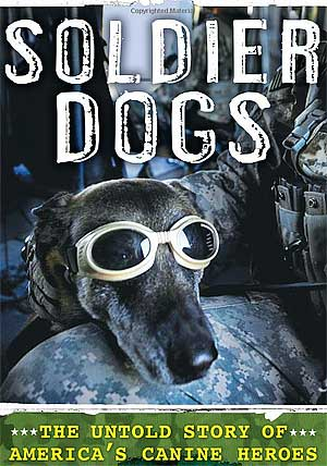 Libro Soldier Dogs.