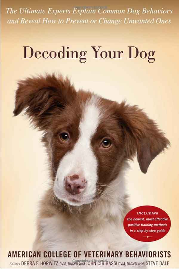 <strong>Decoding your dog</strong>, nuevo libro de comportamiento canino