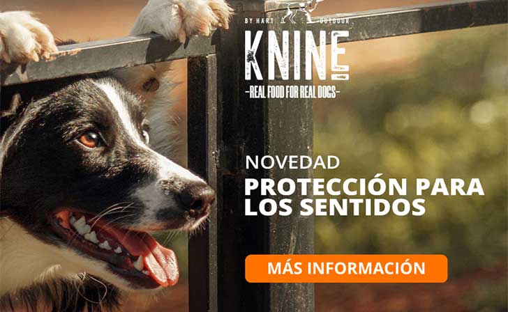 Pienso natural KNINE