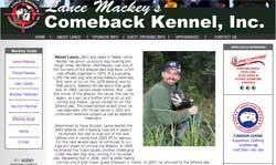 Lance Mackey vencedor de la Iditarod 2010