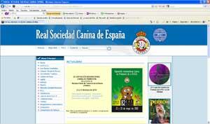 Nueva Web de la RSCE