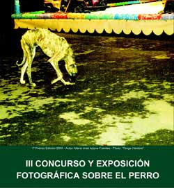 Concurso de Fotografía en la Feria del Perro de Archidona 2010