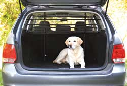 Trixie, reja separadora de coche