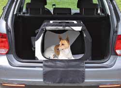 Trixie, transportín de viaje para perros
