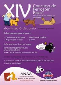 Concurso de Perros sin Raza 2010, de ANAA