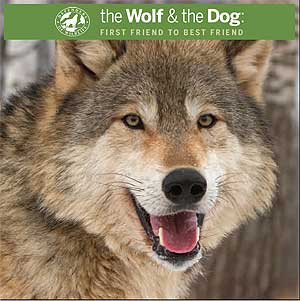 """Libro gratis """"El lobo y el perro""""."""