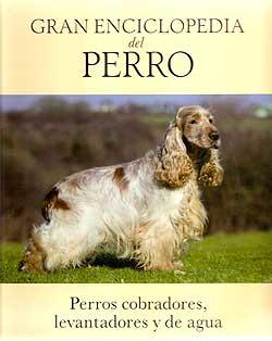 Sexto volumen de la Gran Enciclopedia del Perro, con ABC