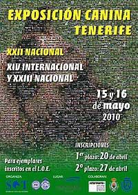 Exposición Internacional de Tenerife 2010
