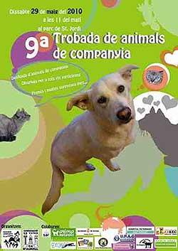 Fiesta de los Animales de Compañía, en Terrassa.