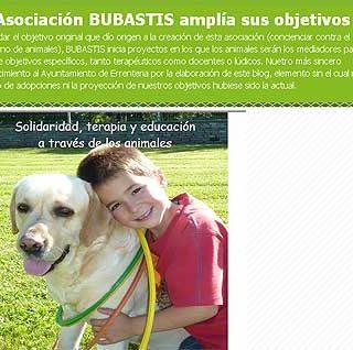 Terapia Asistida con Animales Bubastis.