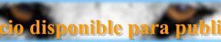 Espacio disponible para publicidad en doogweb