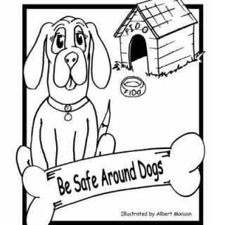 Manual para niños con instrucciones para comportarse ante un perro extraño.