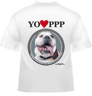 Camiseta Pitbull doogweb.