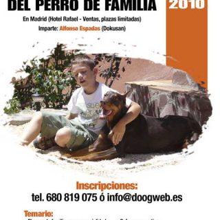 Curso de Adiestramiento del Perro de Familia