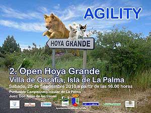 Open de Agility Hoya Grande.