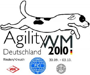 Campeonato del Mundo de Agility 2010.
