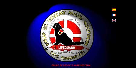 Grupo de Rescate Mare Nostrum.