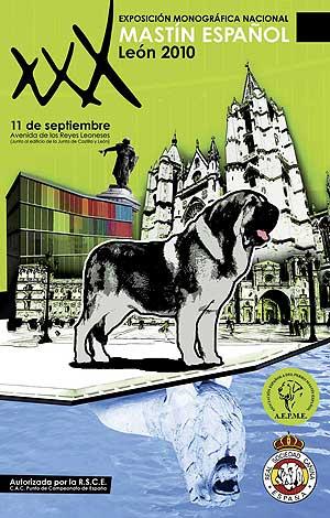 Monográfica de mastín español 2010