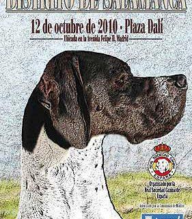 III Concurso Nacional Canino Distrito de Salamanca 2010.