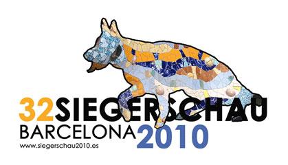 8, 9 y 10 de octubre Siegerschau Barcelona 2010