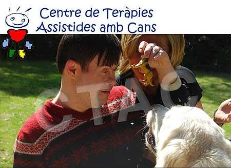 Curso de Terapias Asistidas con Animales en Barcelona.