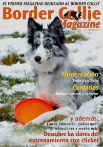 Border collie, nueva revista digital.