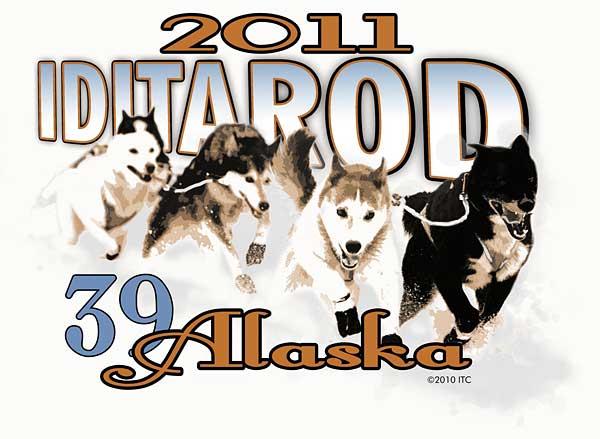 Iditarod comenzará el próximo 5 de marzo.
