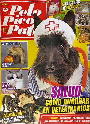 Revista Pelo Pico Pata, marzo de 2011.