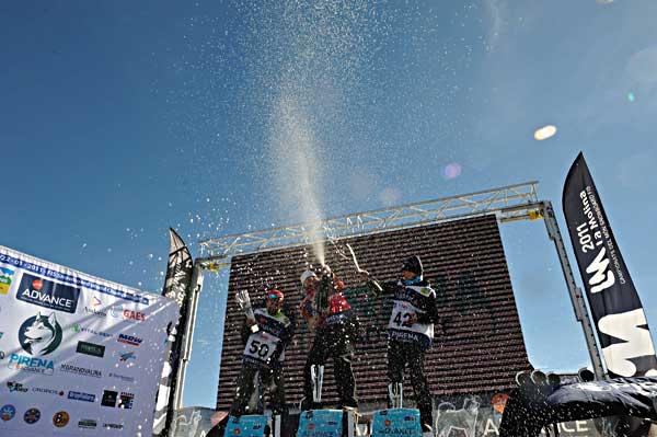 Pirena última etapa en La Molina. Resumen de Pirena 2011.