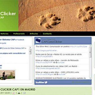 Nueva página www.cursoclicker.es