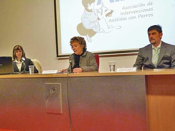 Presentación oficial de la AIAP en Gandía, Valencia.