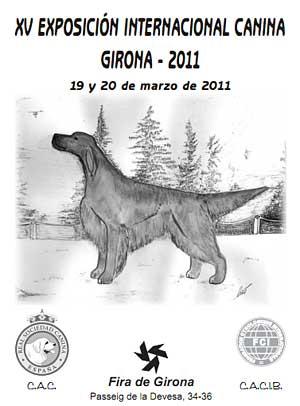 XV Exposición Internacional Canina de Girona.