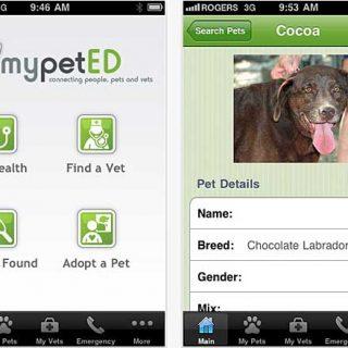 Utilidades veterinarias para iPhone, iPad... (en EE.UU.).