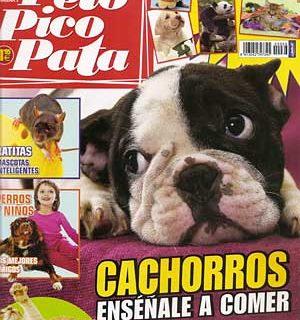 Revista Pelo Pico Pata, abril de 2011.