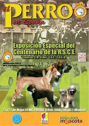 Revista El Perro en España nº 32.