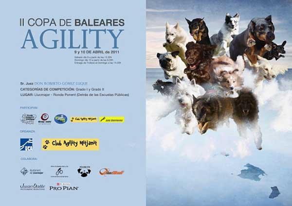 II Copa de Baleares de Agility.