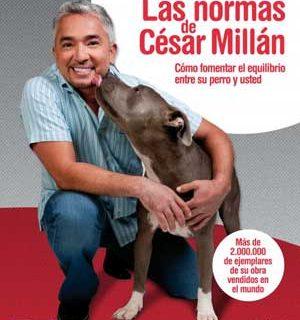 Las normas de César Millán, nuevo libro.