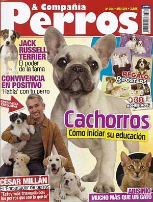 Revista Perros y Compañía, mayo de 2011.