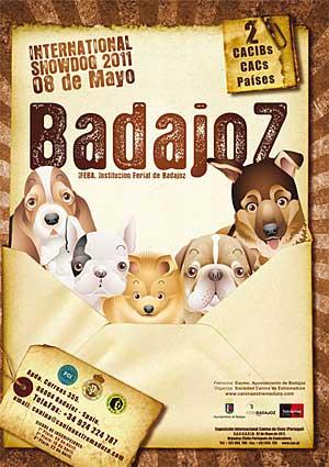 XXX Exposición Canina Internacional de Badajoz.