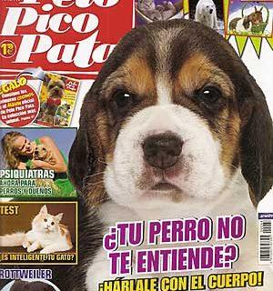 Revista Pelo Pico Pata, junio de 2011.