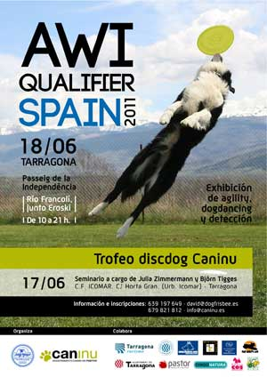1ª AWI Qualifier, 2 pruebas: Freestyle y Toss&Catch.