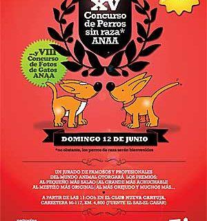 XV Concurso de perros sin raza de ANAA.