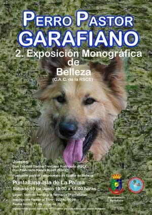 Pastor Garafiano, monográfico.