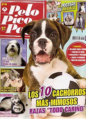Revista Pelo Pico Pata, julio de 2011.