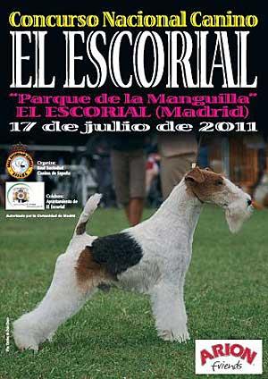 Concurso Nacional Canino, El Escorial 2011.