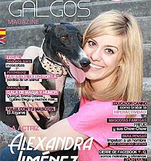 Yo Quiero Galgos magazine.