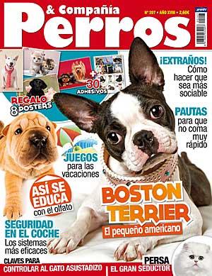 Revista Perros y Compañía, agosto de 2011.