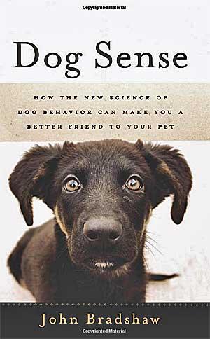 Libro, los sentidos del perro, de Jhon Bradshaw.